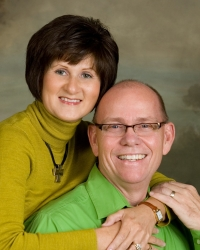 Pastor Charles Ray & his wife Karen